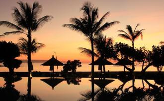 Bali hotel de luxe