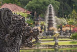 palais de l'eau Bali